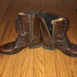 Steve Madden Shoes - Steve Madden Women's Troopa Combat Boots